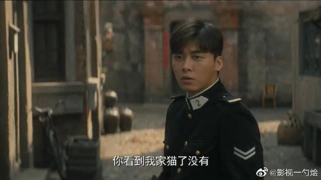 顾耀东穿着警服回家 被示威游行的邻居吐口水
