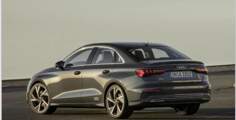 广州车展首发,全新国产奥迪A3计划明年1月上市销售