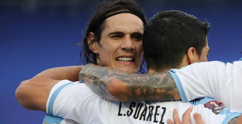 117场,卡瓦尼超越穆斯莱拉独占乌拉圭队史进场榜第三