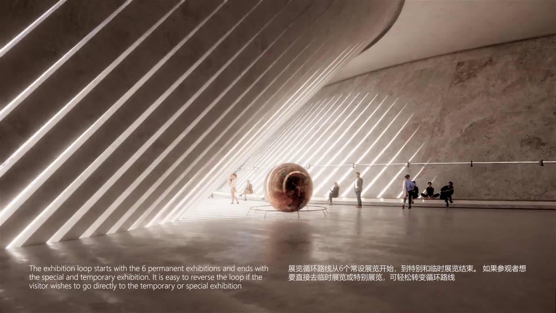 落户坪山的深圳首家自然博物馆,长这样!