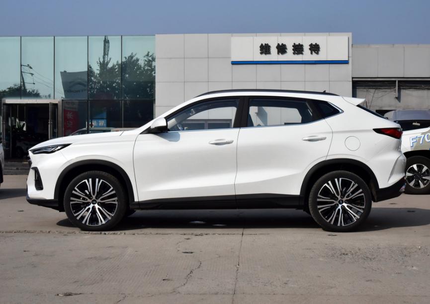 长安没飘,欧尚X5起售6.99万,动力带T,工薪族也买得起