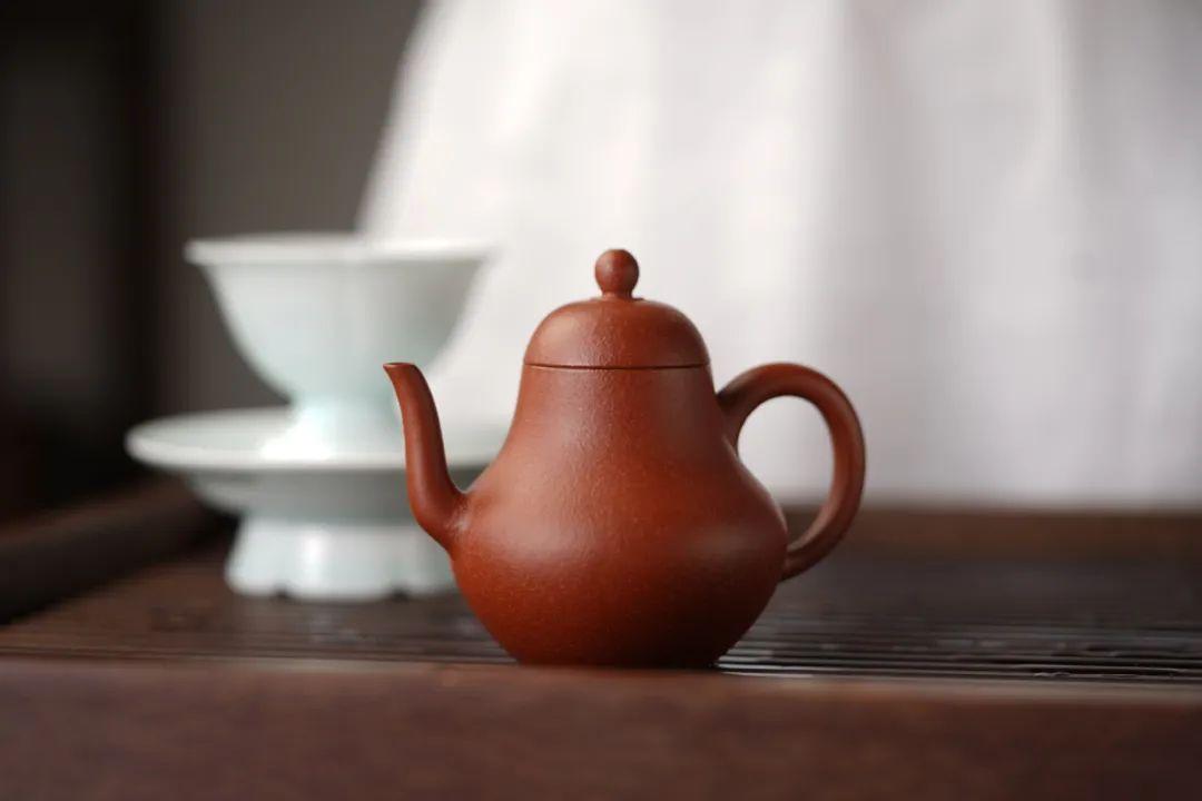 这3把紫砂朱泥小壶,风靡中国数百年,人见人爱  || Ch