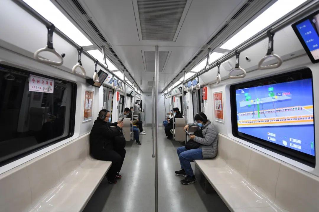 北斗+5G 未来的首都地铁是这个范儿图片