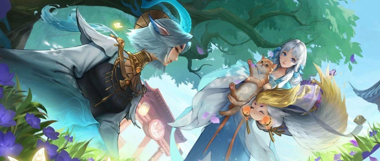于小雪穿越到神都妖怪世界 你会陪她修补天之痕吗?
