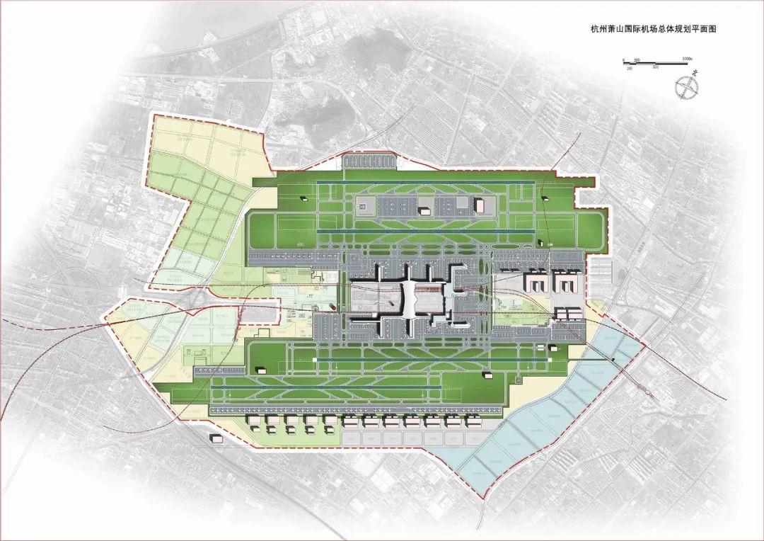 杭州机场、宁波机场新一轮总体规划获批!浙江将拥有3座以机场为中心的综合交通枢纽
