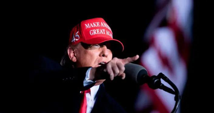 特朗普竞选总部撤销亚利桑那州提起的诉讼