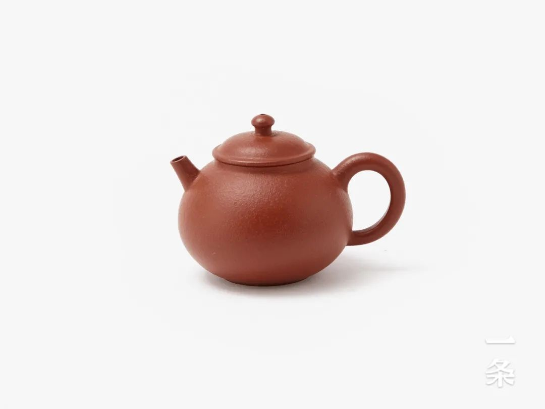 这3把紫砂朱泥小壶,风靡中国数百年,人见人爱    Chin@美物
