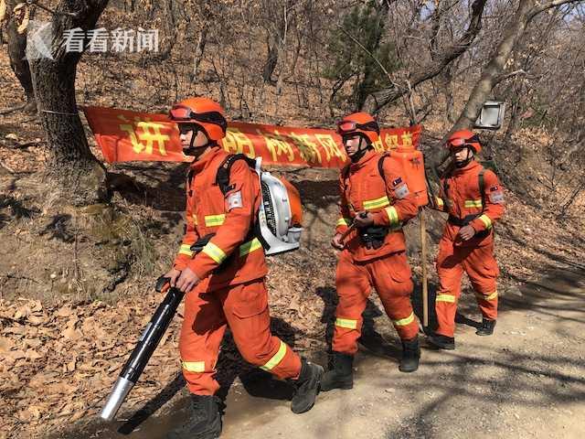 视频|边境森林消防指战员讲述如何防范扑救过境火图片