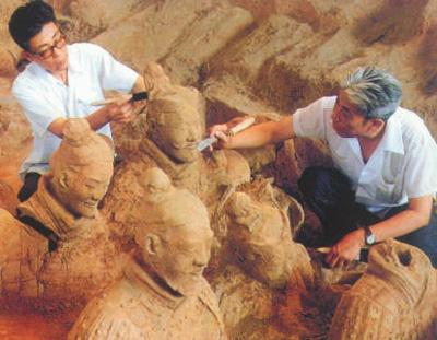一生投入秦俑考古研究