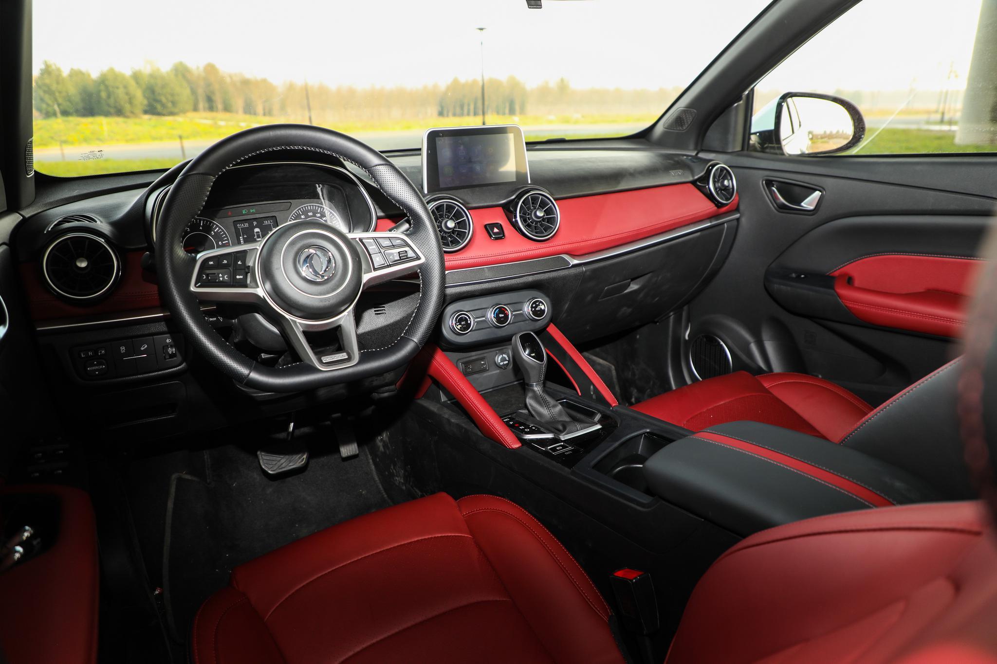 【原创】颜值高/配置足 这款5万级全民SUV有点意思