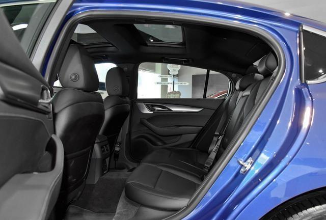 《【杏耀注册地址】配备2.0T+10AT的后驱运动车,实拍凯迪拉克CT5》