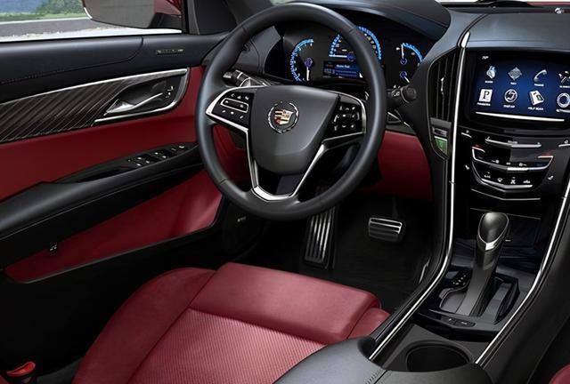 最便宜的豪华跑车?凯迪拉克ATS-L!售价21.98万