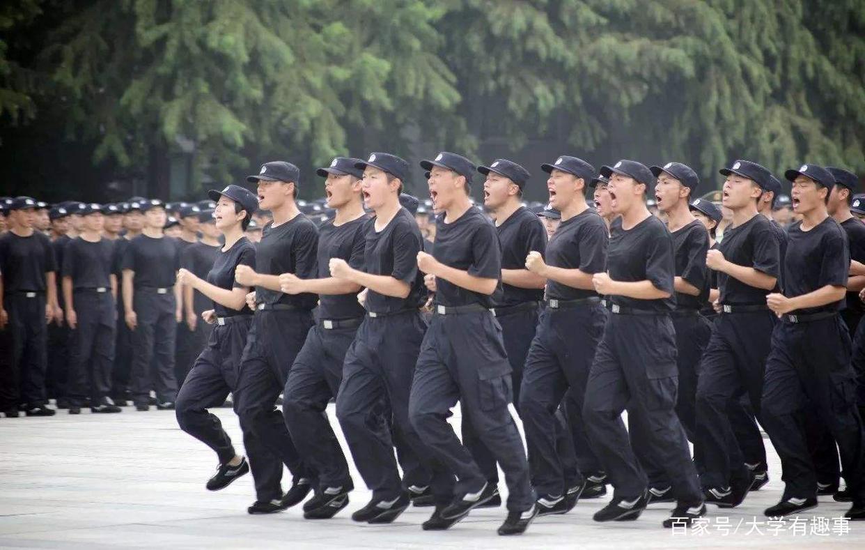 """""""鼎鼎有名""""的3所直属于公安部警校,投档线不高,考上就是赚到"""