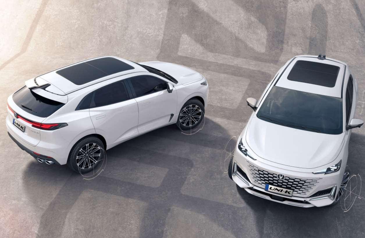自主品牌最美中大型SUV 售价低于18万 长安UNI-K有惊喜