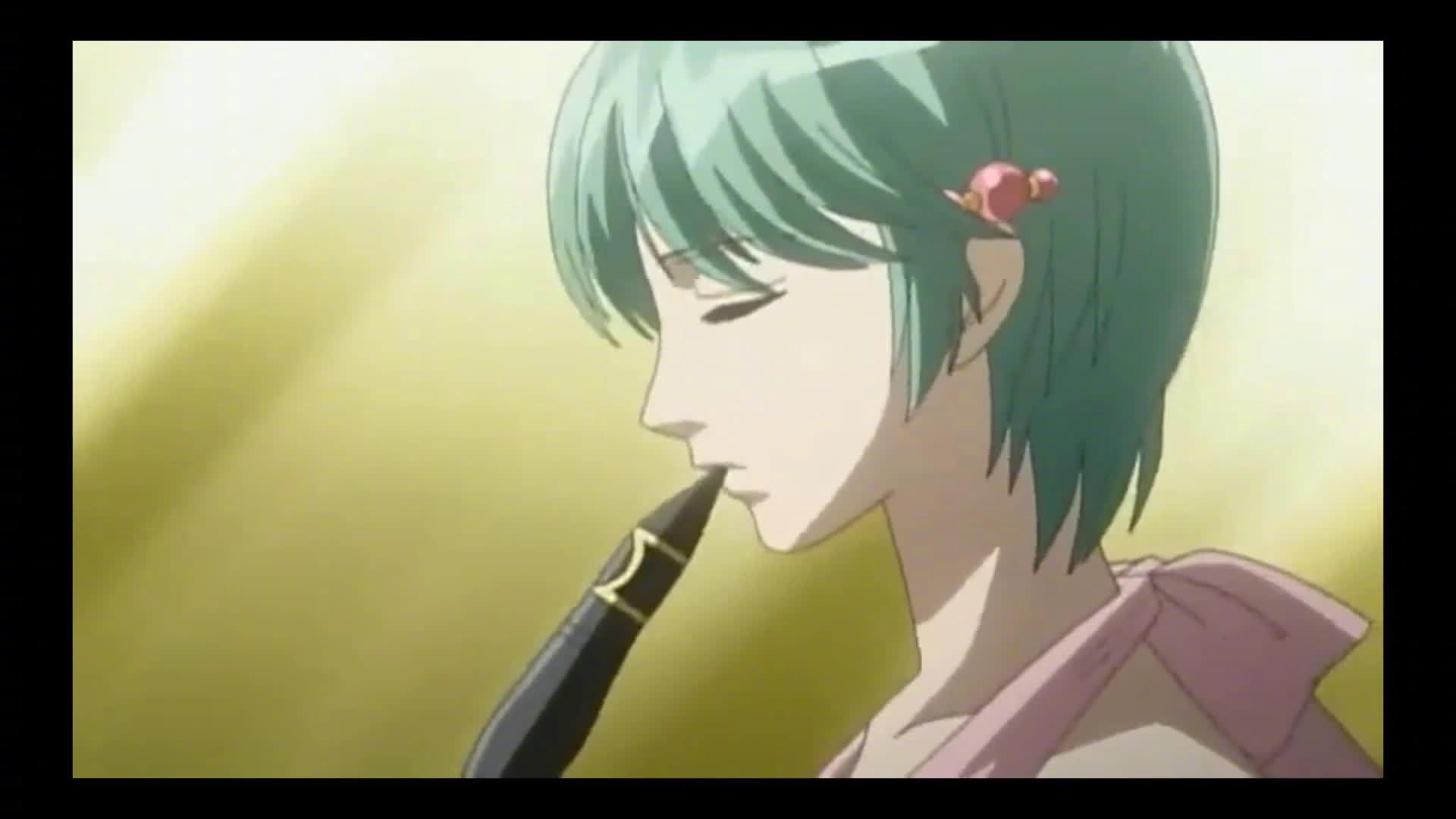 """金色琴弦/冬海笙子:""""单簧管波尔卡"""""""