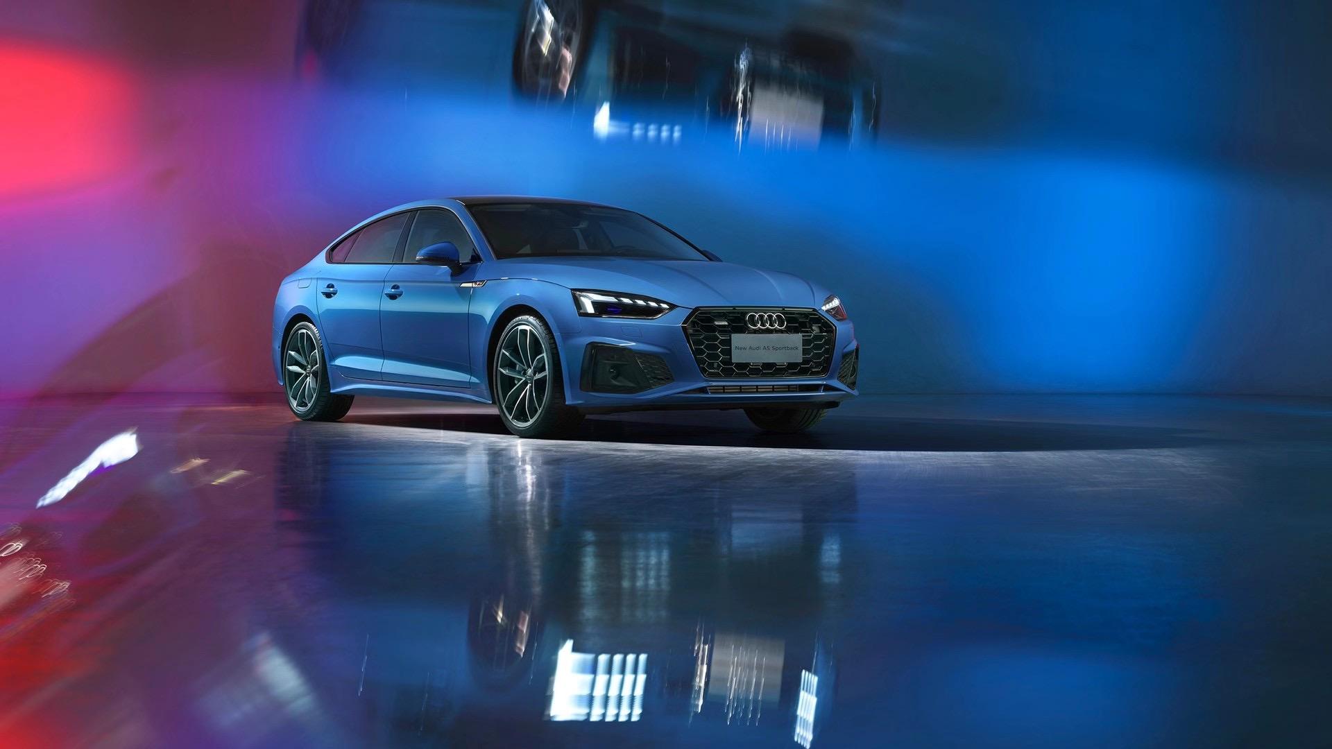 造型更迷人 新款奥迪A5售37.18万-55.18万元