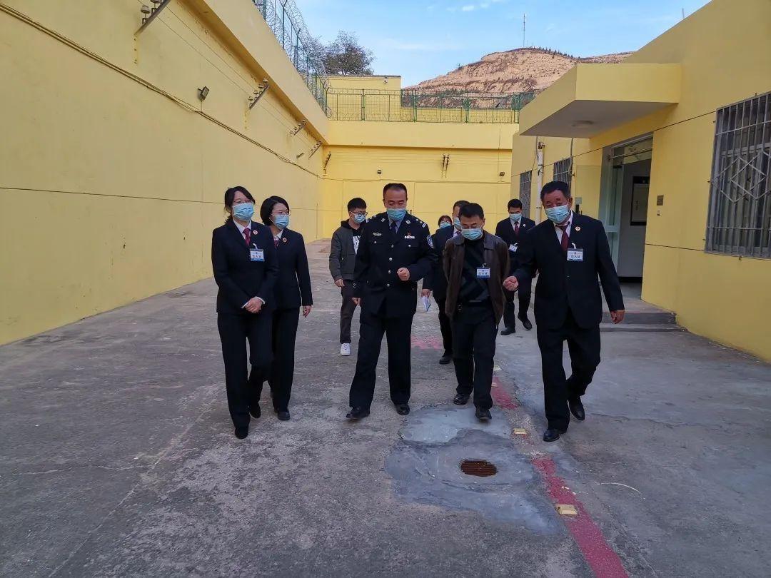 榆林市人民检察院强化检务督察与刑事执行检察工作衔接,着力提升内部监督质效