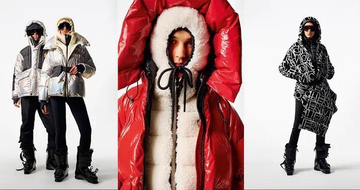 冬日超时髦穿搭,盟可睐Moncler系列滑雪服买吗?