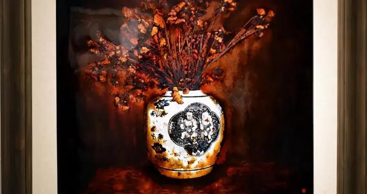 传承发扬徽州漆艺 漆源·安徽漆画学术邀请展在时代美术馆开幕