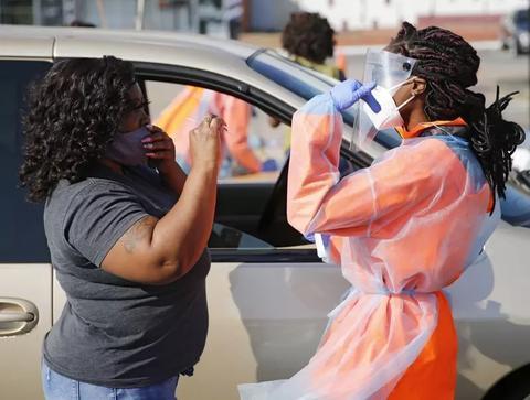 美国一县收紧防疫措施:未戴口罩最高可罚款3300元
