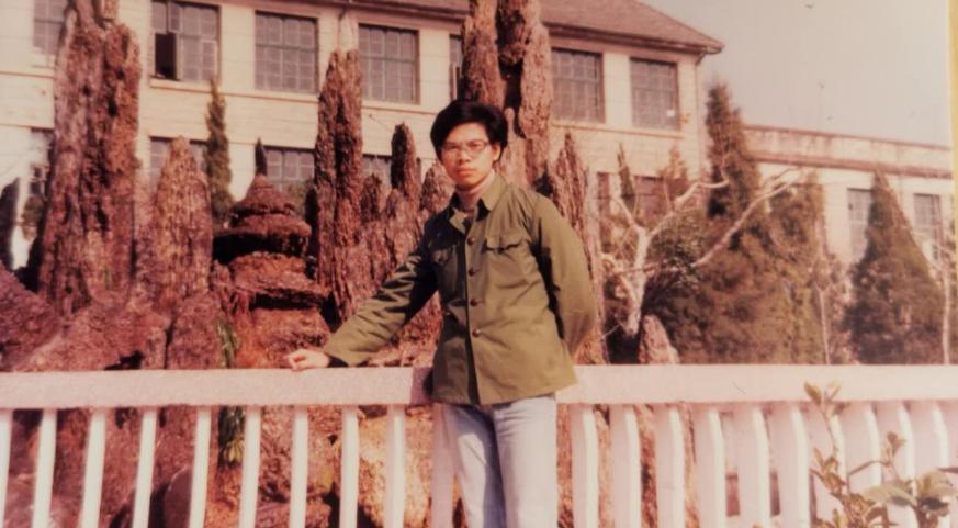 24年前一场文化苦旅,追寻屈原游踪,浙师奇人带你走进不一样的行者天空