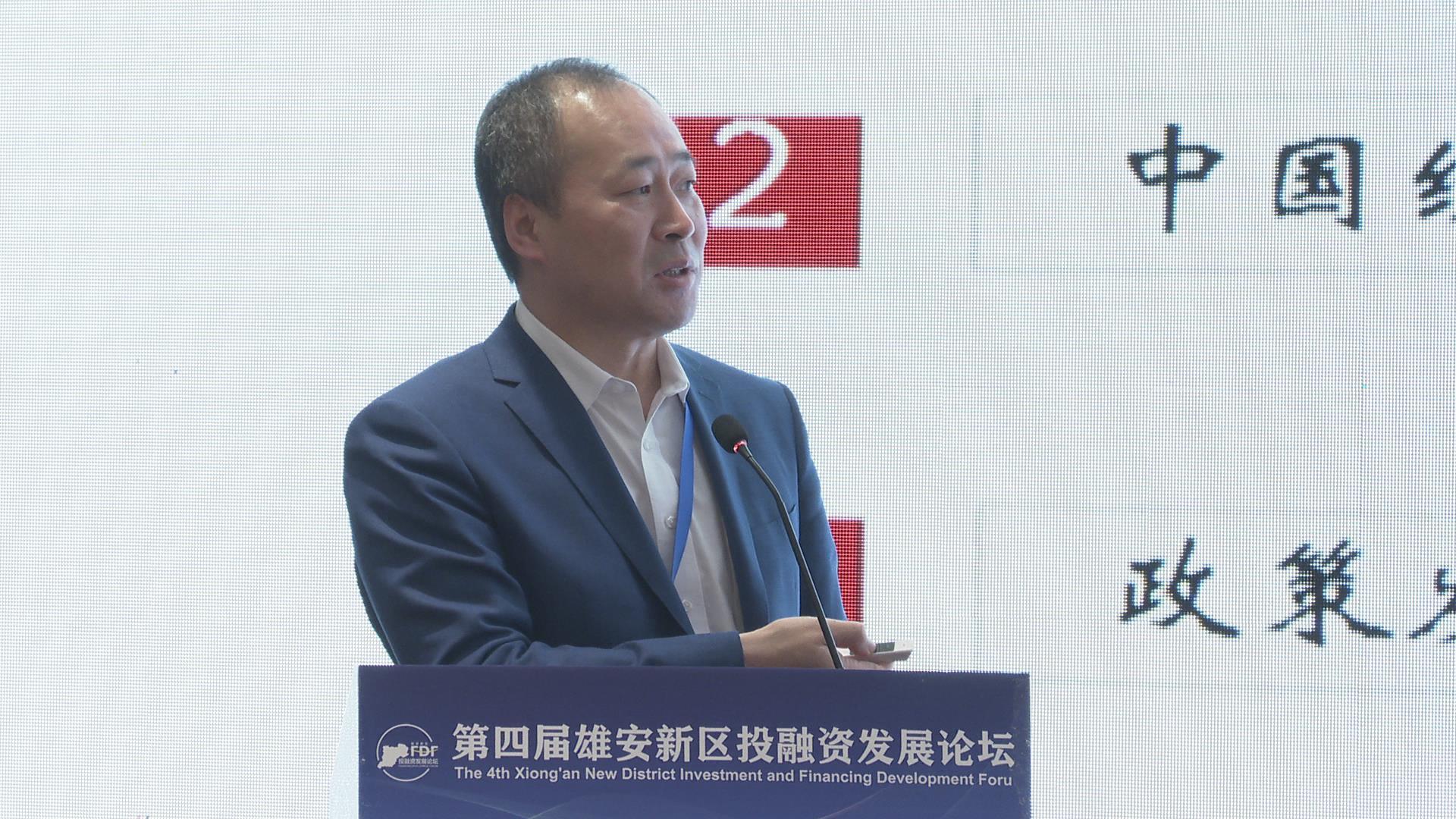 万博新经济研究院院长滕泰:中国经济增长结构需要改善三个不平衡性