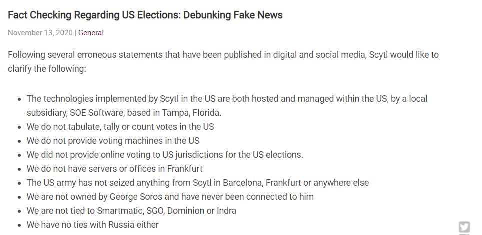 """美军在德国查到大选""""欺诈""""的证据?真相来了"""