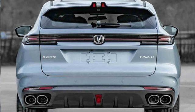 长安UNI-K将于本月18日正式发布 搭载2.0T发动机