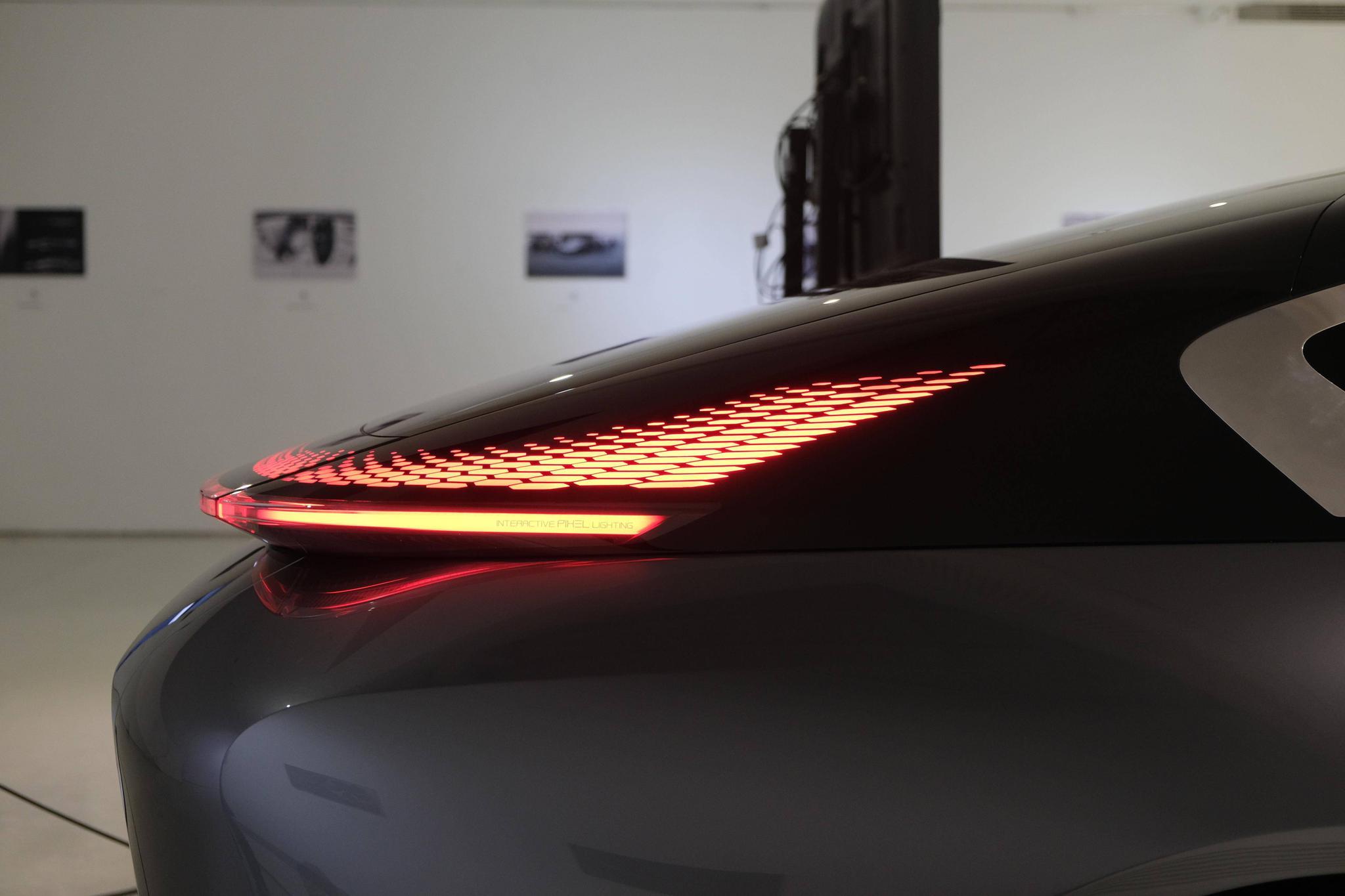 """""""睿狮威颜""""打造中国风,与设计师聊聊BEIJING RADIANCE概念车"""