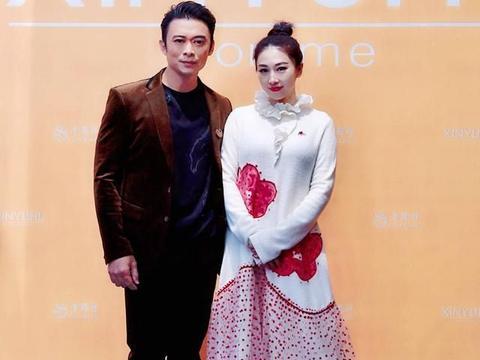 樊少皇贾晓晨大女儿软萌可爱,夫妻都是演员颜值超高