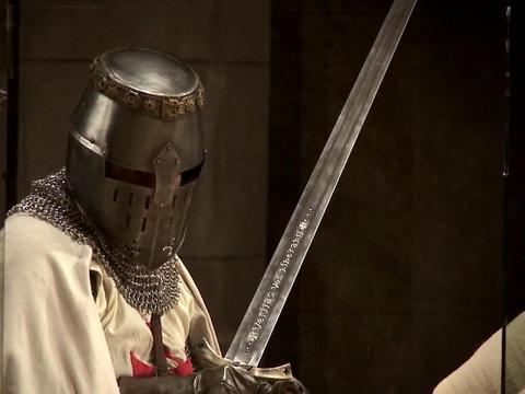 """梵蒂冈秘密档案揭示""""圣殿骑士宝藏""""去向之谜及诸多圣物"""