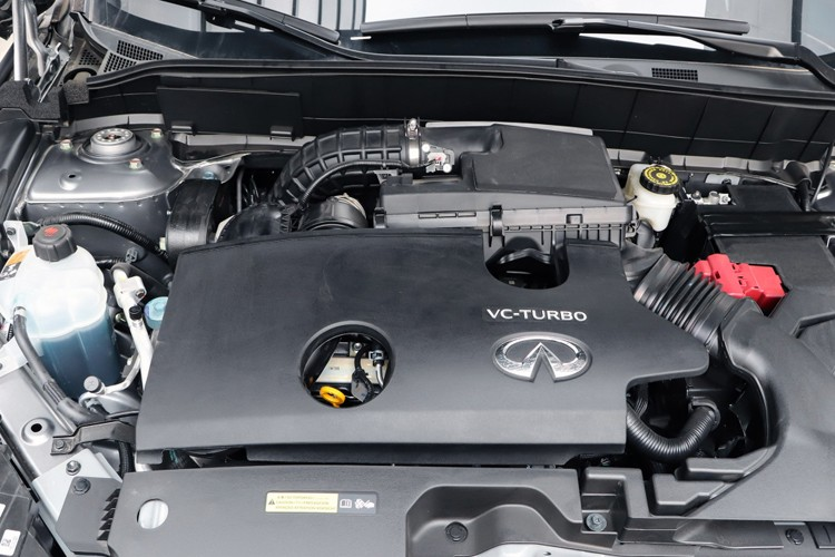 主打跨界运动风 英菲尼迪QX55将11月17日首发