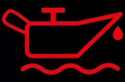车上这几种警告灯亮了,要立刻靠边停车,不然很危险