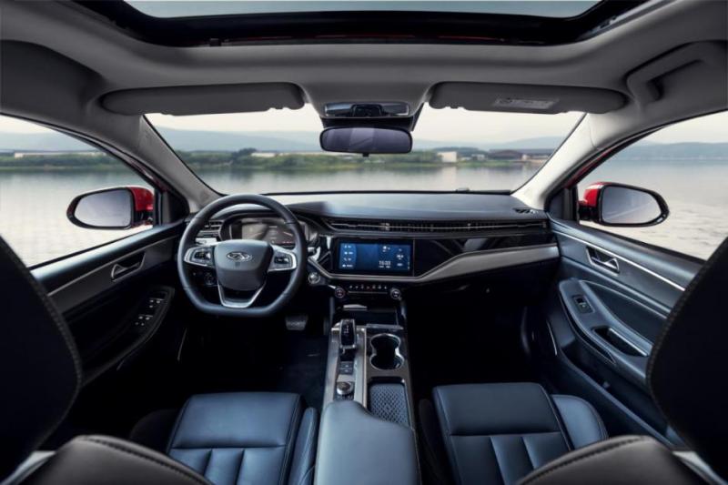 双前脸设计 奇瑞艾瑞泽5 PLUS将于广州车展开启预售