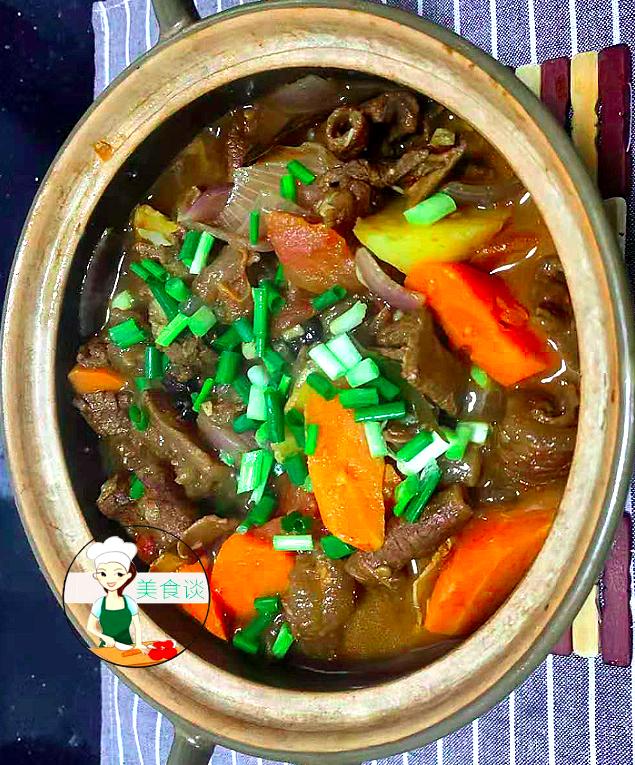 牛肉如何炖?才更软烂鲜香!只要掌握3个技巧,肉质软烂汤汁鲜美