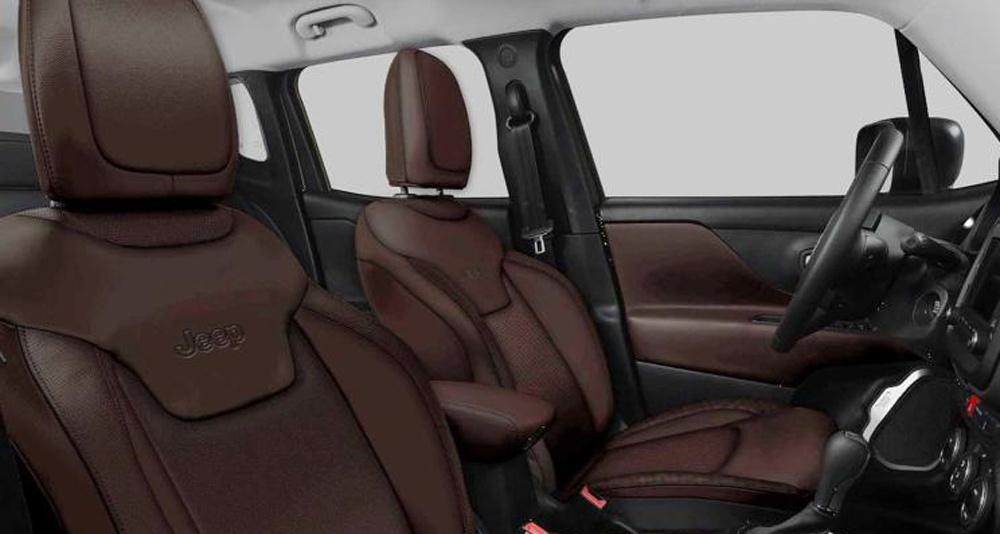 Jeep自由侠特别版官图发布,采用专属棕色涂装