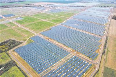 中国企业助力匈牙利 清洁能源建设