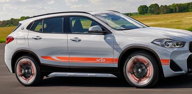 新款宝马X2 M确认发布,看它都有哪些亮点?