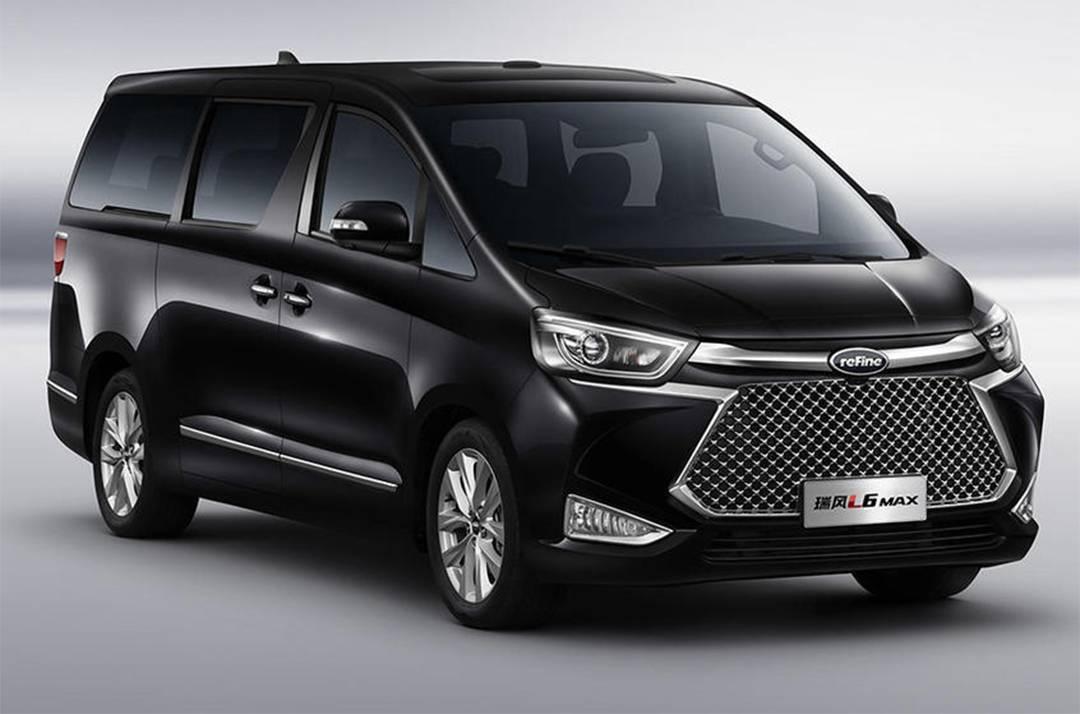 江淮瑞风L6 MAX正式下线,换新LOGO,广州车展上市