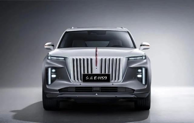 预售55-75万元 红旗E-HS9将于12月4日正式上市