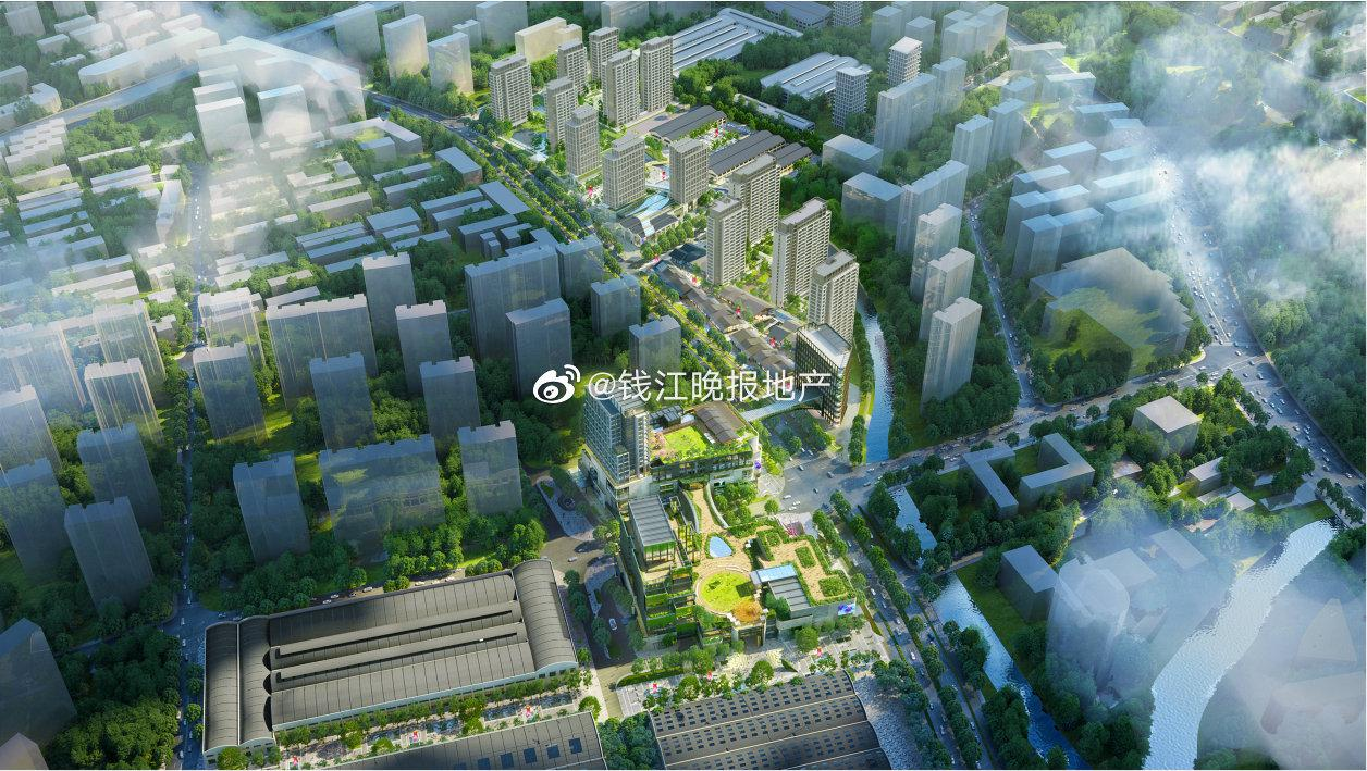 文晖嘉里中心规划出炉,除高端商业,还有13幢住宅!