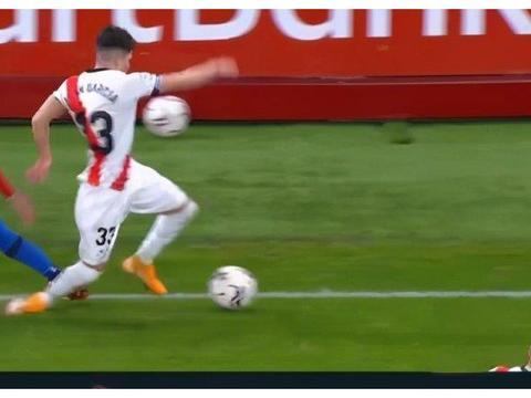 西乙最新积分战报 对手2球被吹希洪竞技免遭绝杀 仍少西班牙人4分