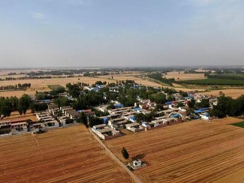 河南汤阴:见证千年运河兴衰 共建宜居美丽乡村