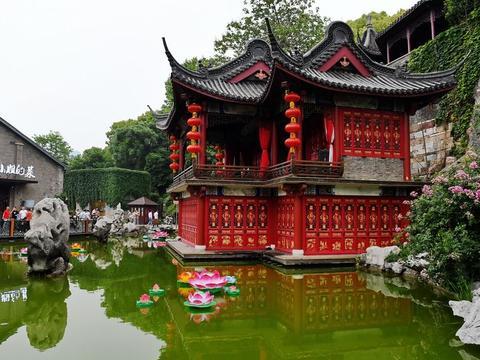 """江苏号称第一的古镇,门票0元不输同里,人称镇江""""小上海"""""""