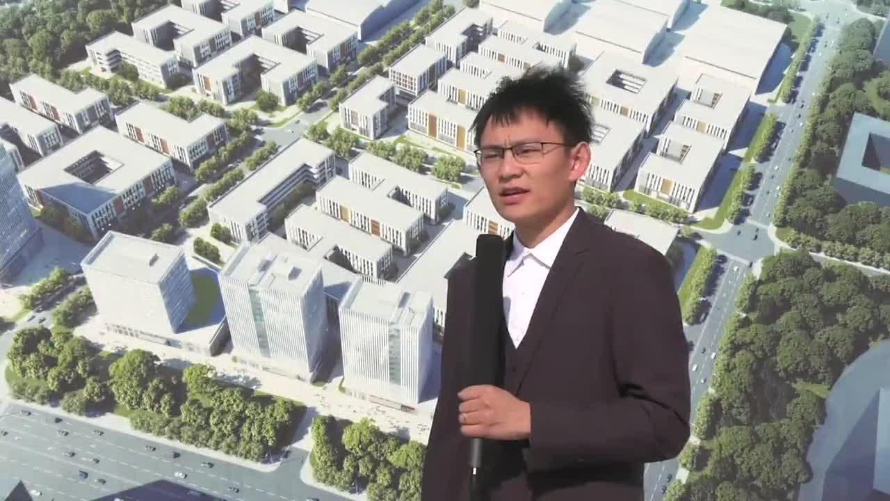 中电建·能源谷|成就第五代生态智慧园区,我是设计部李一