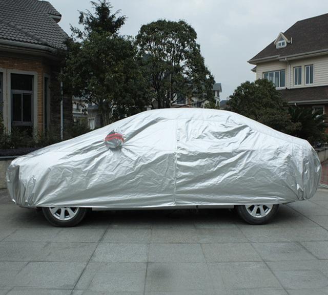 汽车用车衣罩好不好?老司机这样说