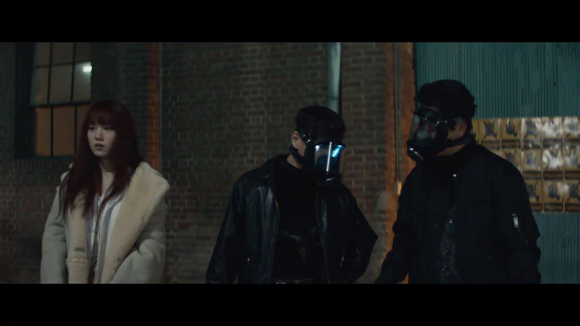 ELLE KOREA 与Code Kunst, JANNABI, Simon Dominic /朴正民…………