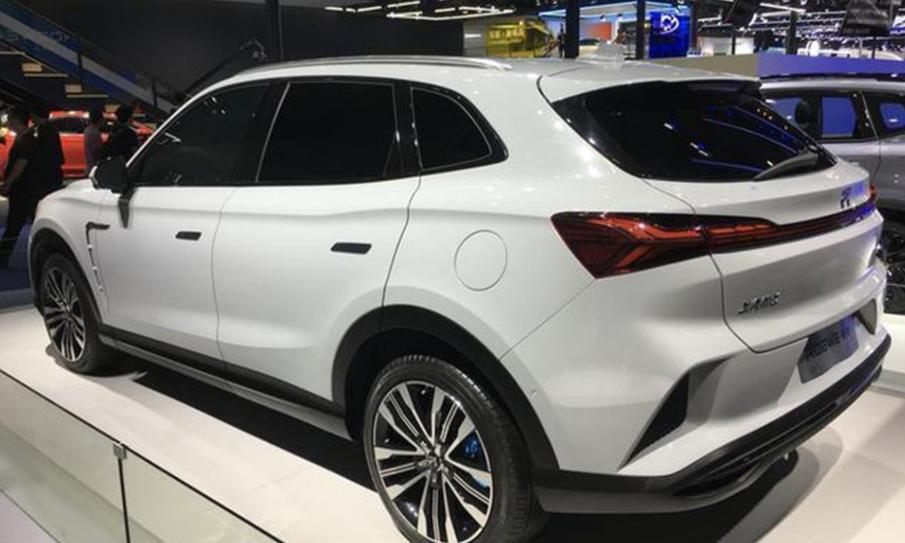 未来汽车才有的设计,MARVEL R开启预售