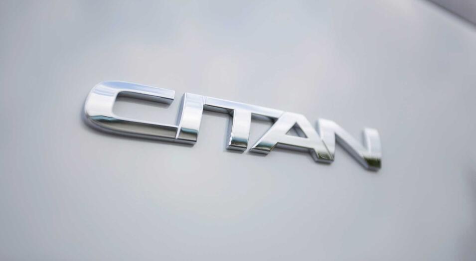 将于2021年首发,新款奔驰Citan首次曝光预告图
