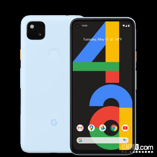 谷歌Pixel 4a蓝色版上市:搭载骁龙730G卖2300元!